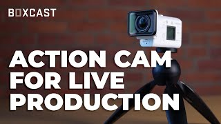 Our Favorite Action Cam for Live Streaming: Sony FDR-X3000
