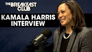 Senator Kamala Harris On Education, Criminal Justice Reform & Why Debating Is Important