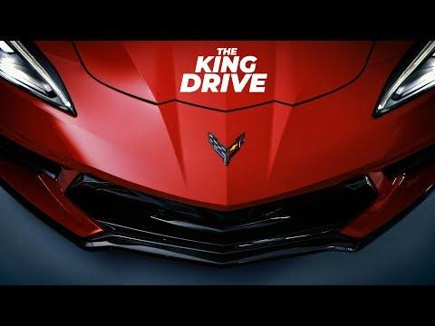 Новый Chevrolet Corvette C8 - единственный в своем роде