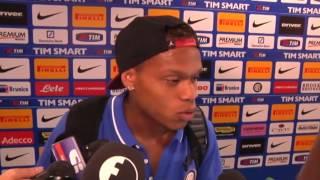 """Biabiany: """"Che soddisfazione ritornare in campo!"""" - Serie A TIM 2015/16"""