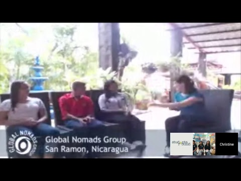 Youth Uplift Challenge Webcast from Nicaragua