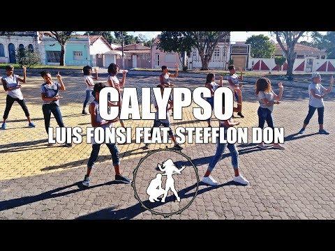 Calypso - Luis Fonsi Stefflon Don  Sintonizaê Coreografía  Zumba