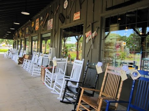 cracker barrel rocking chair reviews easy covers chairs youtube