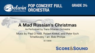 A Mad Russian 39 s Christmas arr Bob Phillips