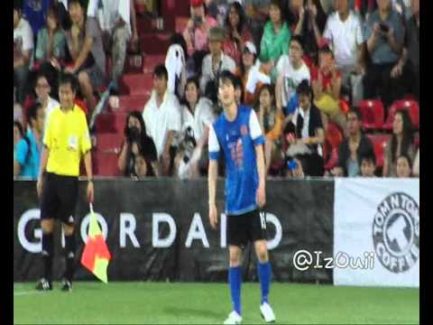Song Joong Ki @ Asian Dream Cup