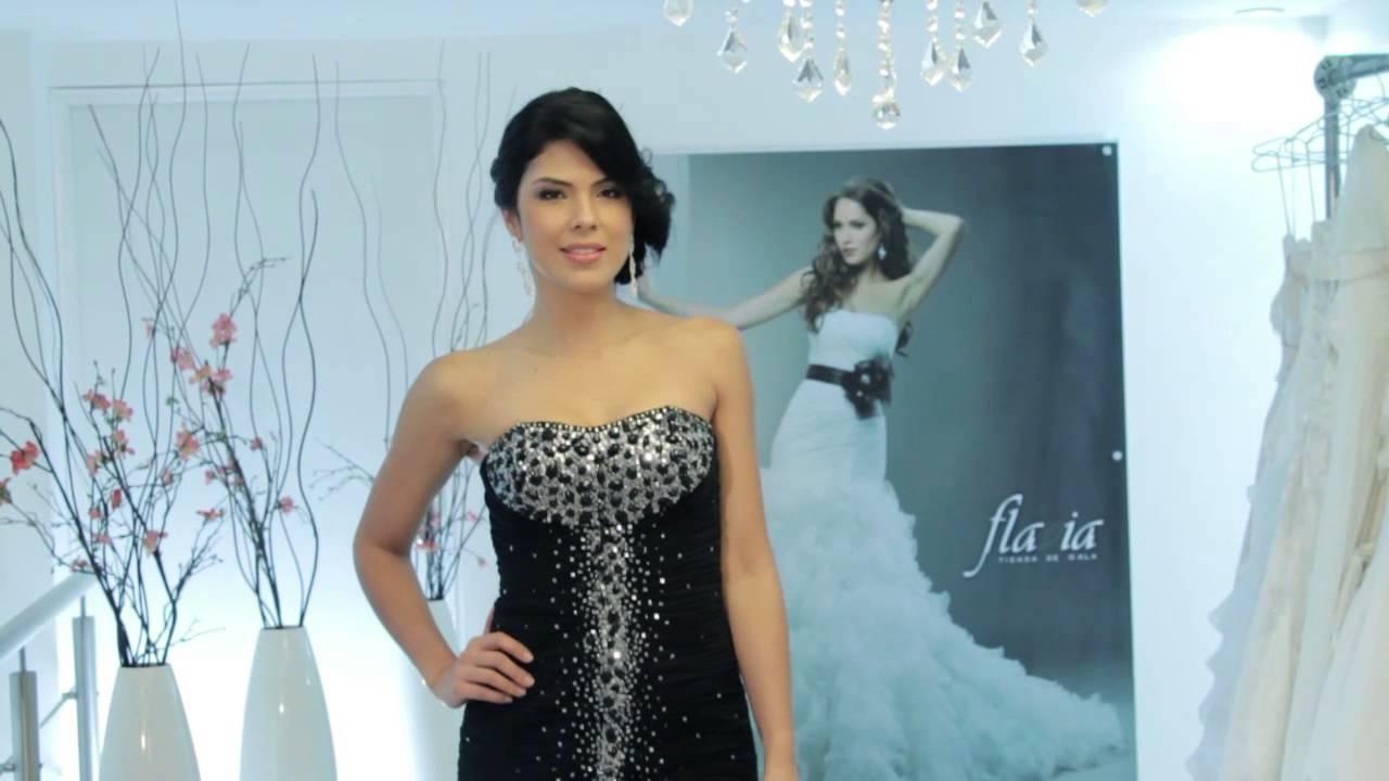 Alquiler de Vestidos de Fiesta (Matrimonios) - YouTube