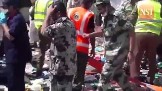 Haj stampede in Mina, death toll rises