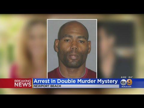 Suspect Held In Newport Beach Double Homicide