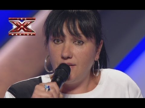 Алена Билоусова - Одолжила - Таисия Повалий - Кастинг в Одессе - Х-Фактор 4 - 31.08.2013