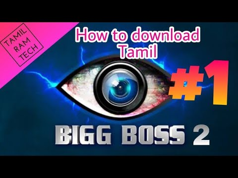 How to download Bigg Boss tamil episodes |...