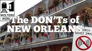 Visit New Orleans - The Don