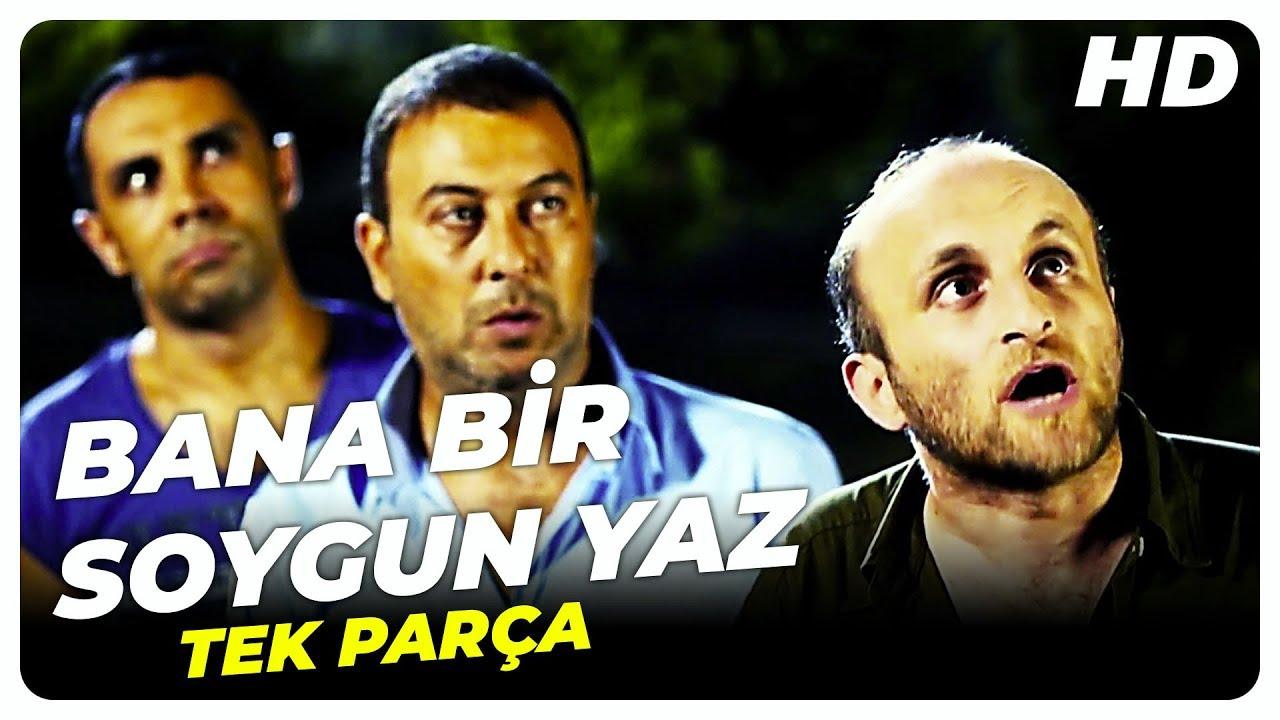 Bana Bir Soygun Yaz | Türk Komedi Filmi Tek Parça (HD)
