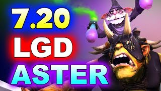 Download Video PSG.LGD vs ASTER - 7.20 CHINESE PRO GAME - DPL DOTA 2 MP3 3GP MP4
