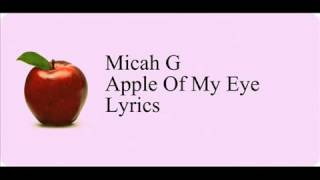 Gambar cover Apple of my eye lyrics