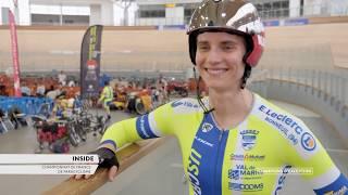 Inside aux Championnat de France de paracyclisme sur piste - Champions d'Exception - Handisport TV