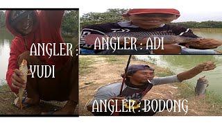 Download Video Mancing dengan umpan pelet dan kapas banjir strakeee ikan nila MP3 3GP MP4