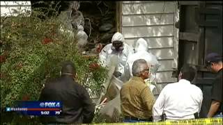 Hoarder found dead in home