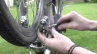 Oprava kola - výměna špalíků 2. část