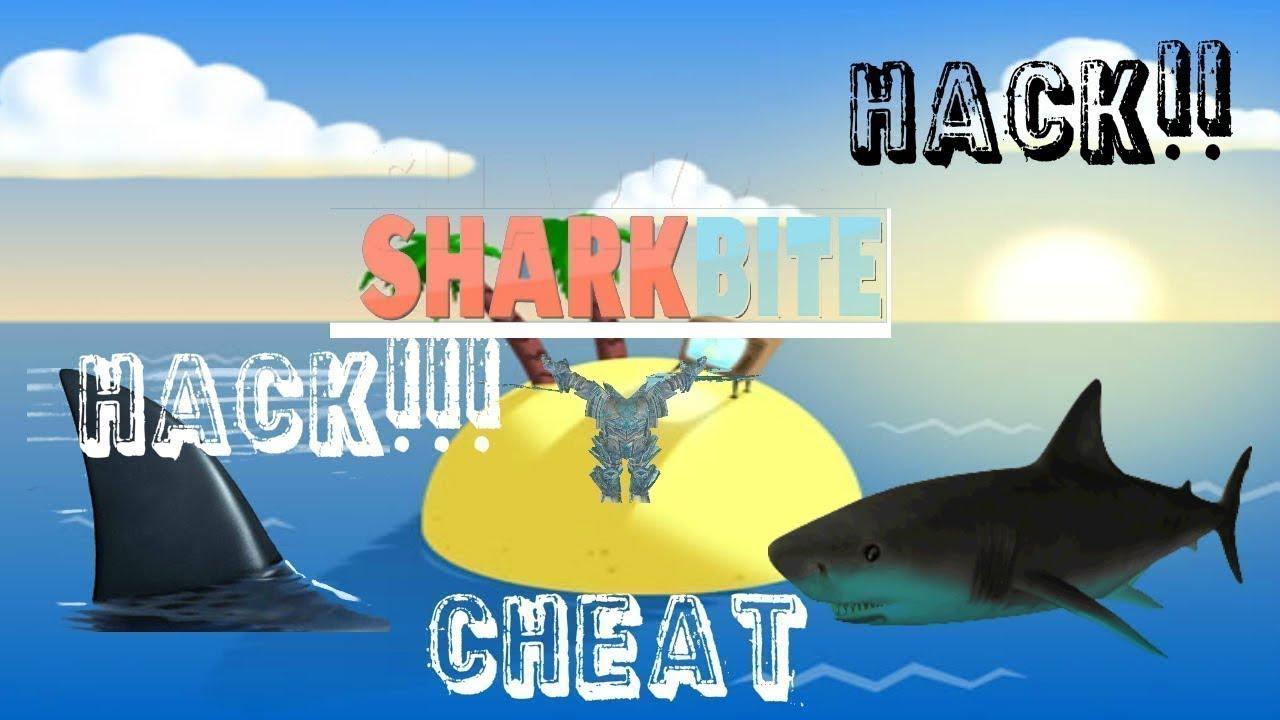 Hướng Dẫn Hack Shark Bite Youtube