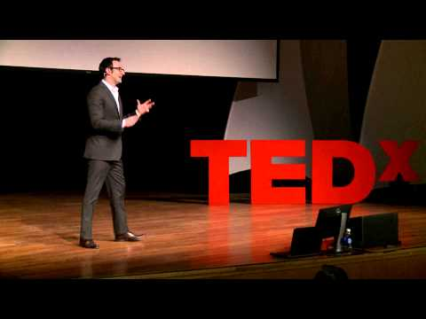 Looking versus reading -- filmmaking architecture | Danny Forster | TEDxTraverseCity