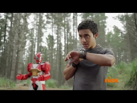 "Power Rangers Ninja Steel Episode 1 ""Return of the Prism"" - Brody's Escape"