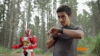 "Power Rangers Ninja Steel Episode 1 ""Return of the Prism"" - Brody"