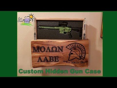 Hidden Gun Case