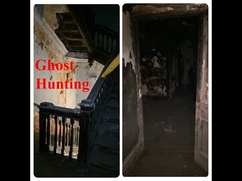 Paranormal Investigation - Manhattan's Stockton part 1