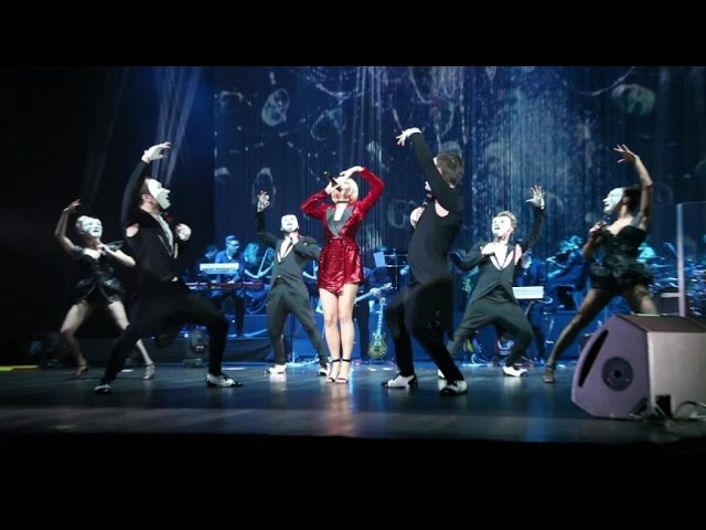 Полина Гагарина - Спектакль окончен Live Barvikha Luxury Vallage 27/05/16