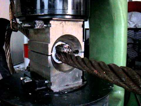 90mm sling production (Kaptan Celik Halat İstanbul)