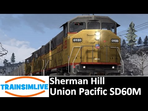 Let's Play Train Simulator 2016 - Soldier Summit, UP SD60M