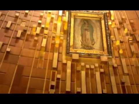 Basilica Our Lady of Guadalupe in Mexico City #YoutubeApp.