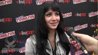 Interview with Ksenia Solo - Kenzi of LOST GIRL