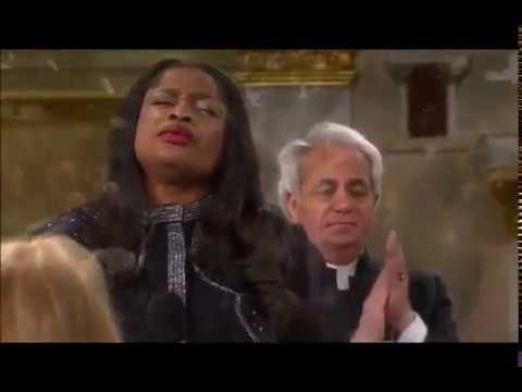 """Sinach Ministering @ BENNY HINN'S """"THIS IS YOUR DAY"""" In California."""