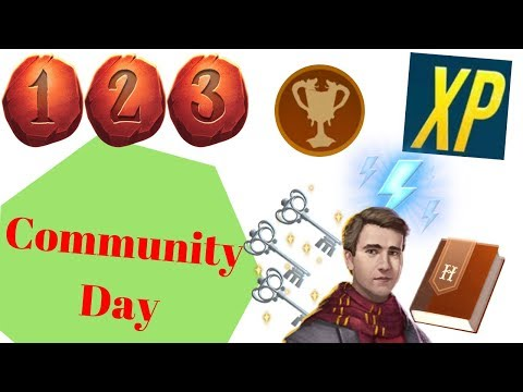 Change of Plans for Comunity Day and News