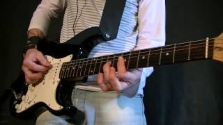 COMO TOCAR HELLS BELLS EN GUITARRA ELECTRICA (AC/DC) / VIDEO TUTORIAL, TABLATURAS Y  ACORDES TCDG