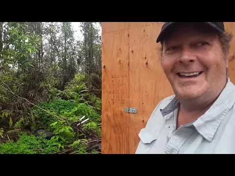 40 Setting Kent and Julias Ocean Shipping Container Home