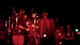 Sangre Inocente, Sangre inocente live 2009
