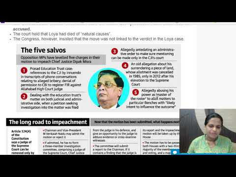 21 April 2018 - Daily The Hindu Current Affairs IAS 2018 - Mrs. Bilquees Khatri