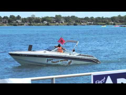 2012 St. Clair offshore race