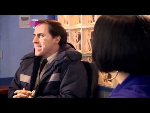 Bryn and nessa singing together (Gavin and stacey)