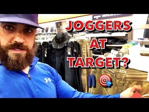 JOGGER PANTS AT TARGET? 👖🎯