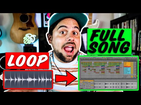 Download How To Turn A Loop Into A Song   Ableton, FL Studio, Logic (3 EASY CONCEPTS)