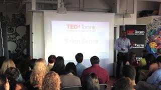 Cameron Bailey at TEDxTorontoSalon