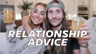 Addressing George Floyd & Racism in the world. Spritz & Chips Relationship Advice | Julia and Hunter