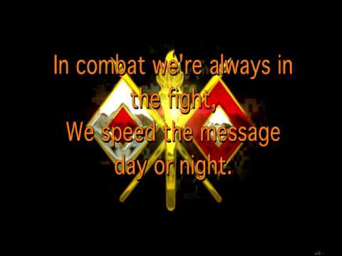 Signal Corps March