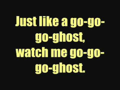 Fefe Dobson - Ghost *lyrics*