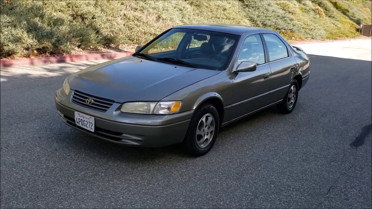 why you should buy a 1997 toyota camry youtube why you should buy a 1997 toyota camry