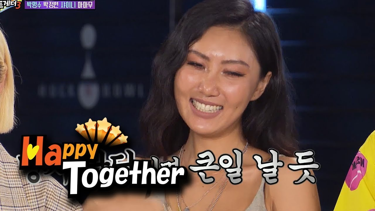 Hwasa, What's your Role in the MAMAMOO? [Happy Together Ep 544]