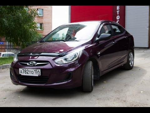особенности Hyundai Solaris 2011 год 1.6 литра от РДМ Импорт